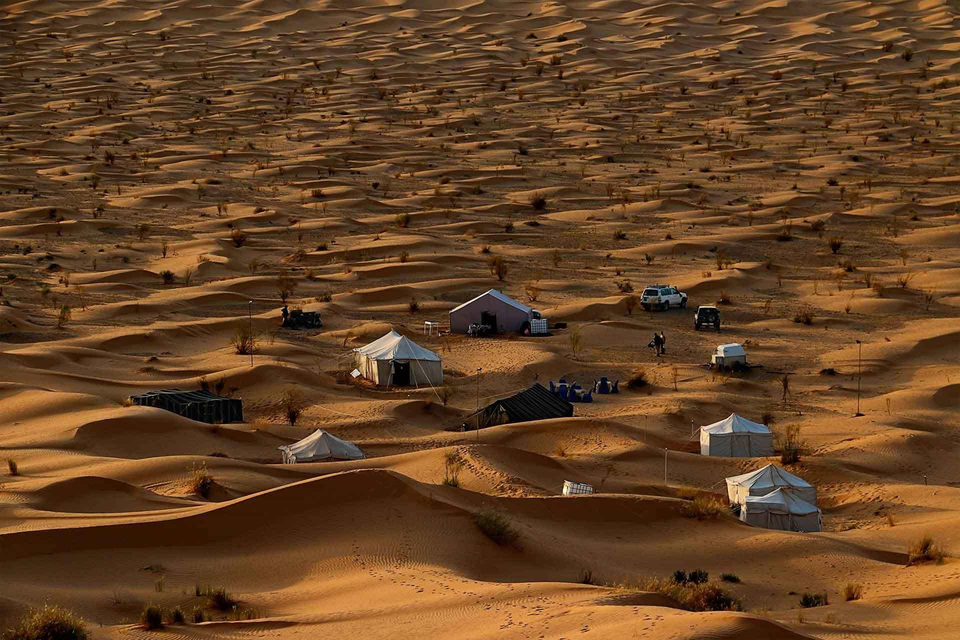 Sahara Viaggio nel Grand Erg Orientale