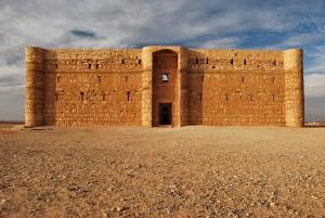 giordania Qasr-Kharaneh-Giordania