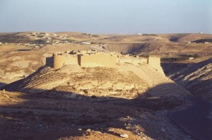 giordania castello di karak