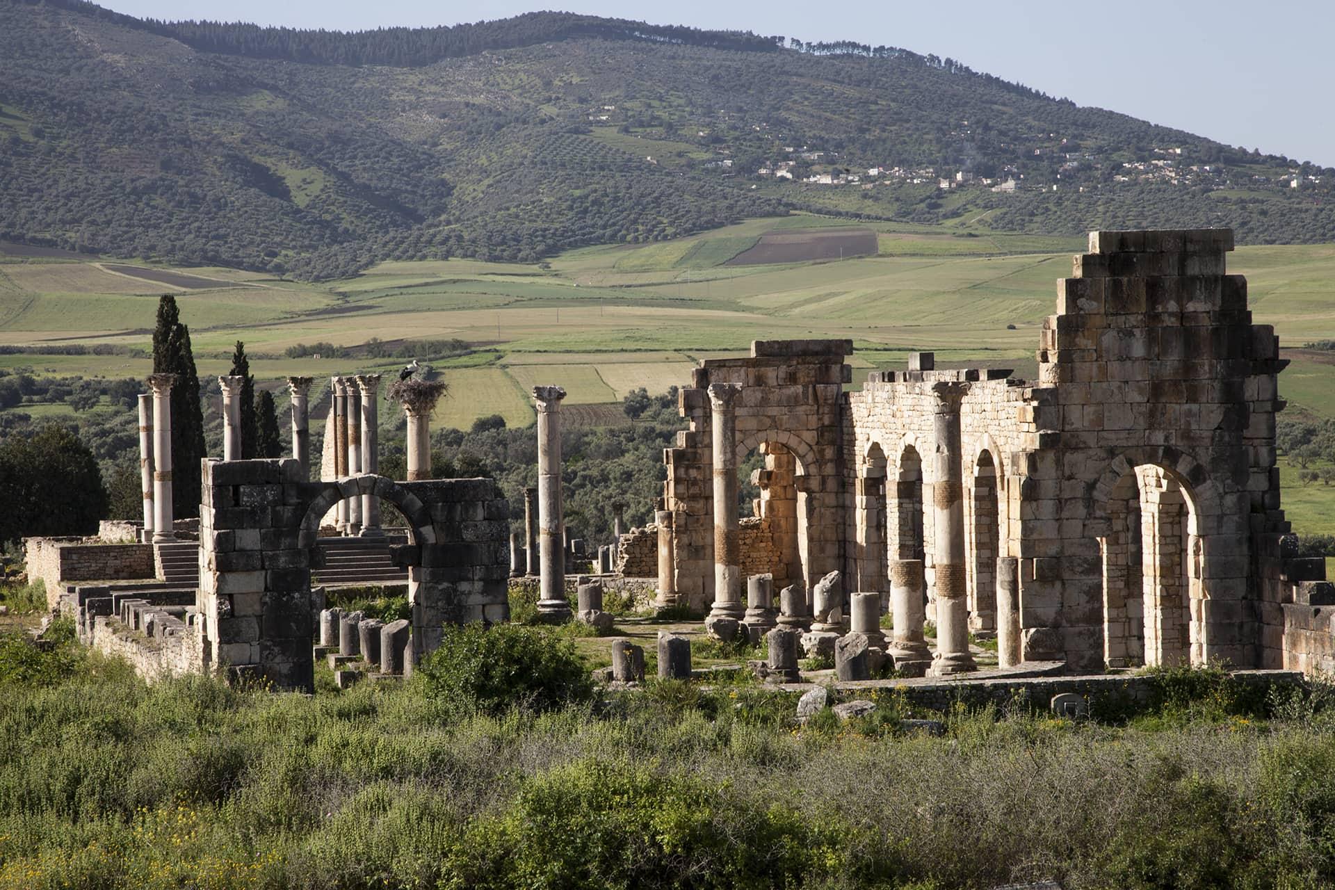 Marocco: Alla scoperta delle Rovine Romane
