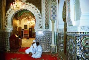 marocco fes mausoleo
