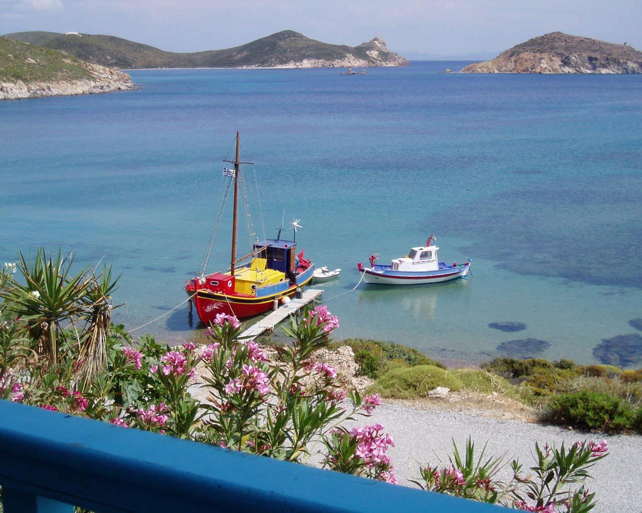 Appartamenti a Patmos