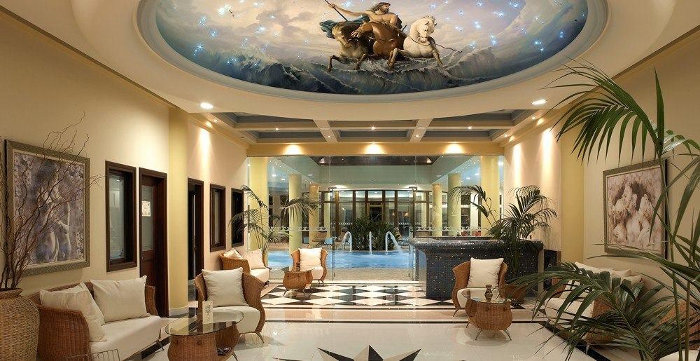 Hotel Atrium Palace Thalasso Spa Resort Amp Villas