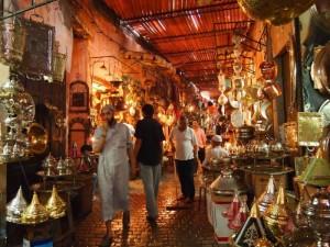 Marrakech-Medina-Souk-1