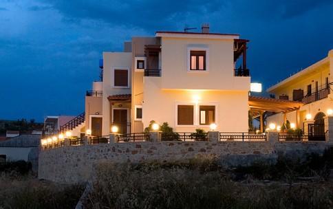 Appartamenti Christina a Rethymnon