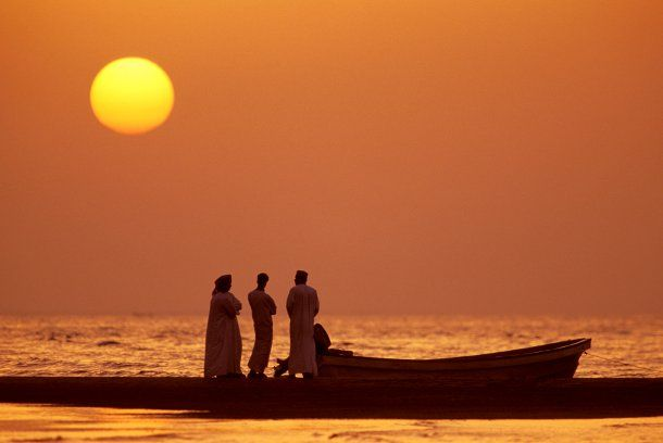 Oman Pasqua da Favola