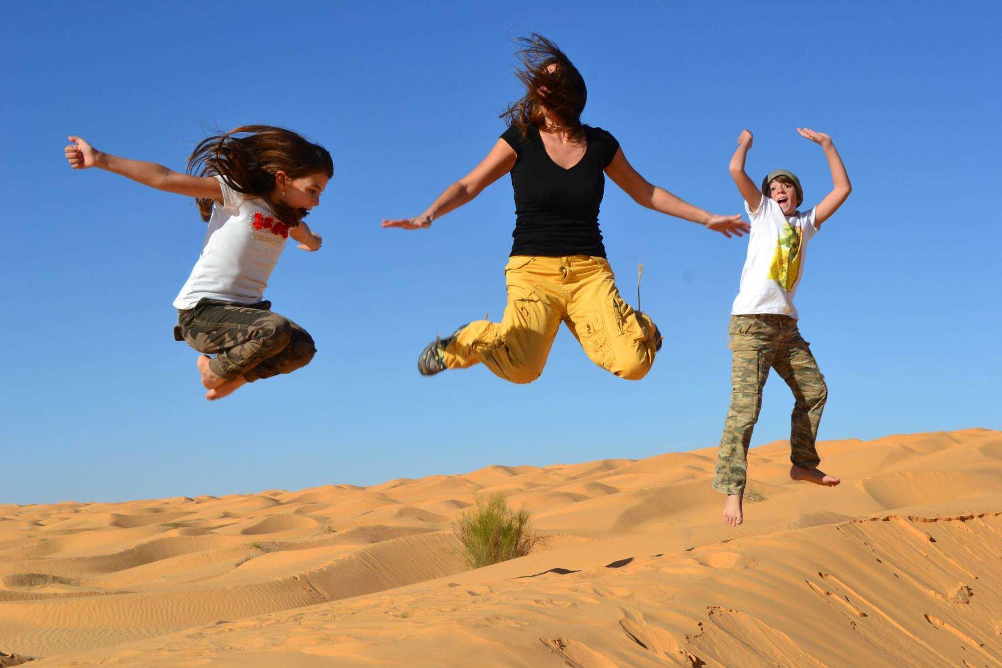 Capodanno per Famiglie ..Sahara da Scoprire