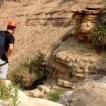 Wadi Manshala Canyon Jordan 04