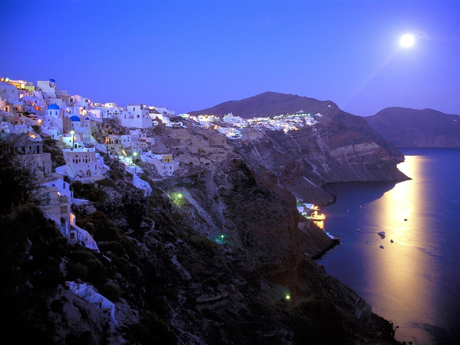 Santorini e Amorgos..Le perle del'Egeo