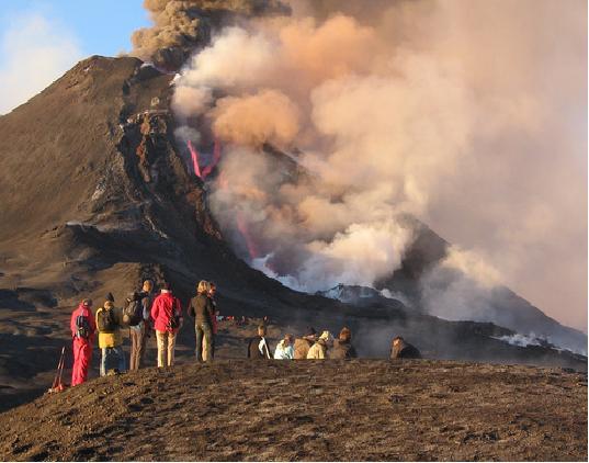 Alla scoperta dell'Etna