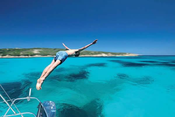 Sardegna tra sole e mare cristallino