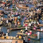 can_tho_floating_market