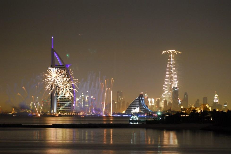 Dubai Capodanno nel deserto