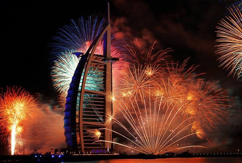 Dubai Capodanno 7 giorni