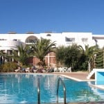 Eristos Beach hotel tilos