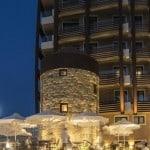 Hotel Belleveu suites rodi