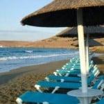 spiaggia di Kionia Tinos 2
