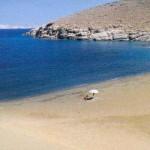 spiaggia di pacha Tinos