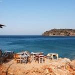 spiaggia di spinaloga creta