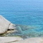 spiaggia livada tinos