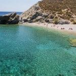 Spiaggia di AGIOS-NIKOLAOS folegrandos