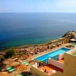 Cavos Bay hotel Ikaria