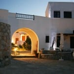 Coral apartment folegandros