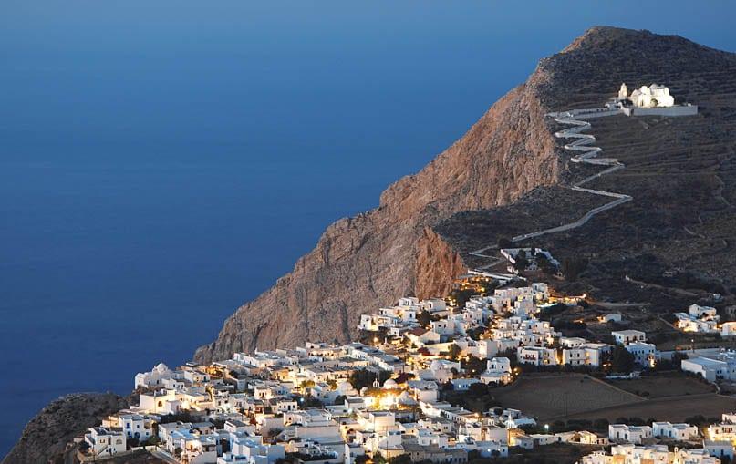 Folegandros vacanza tra relax e sogno