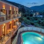 Fiscardo Bay hotel cefalonia