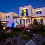 Villa le grand blue amorgos