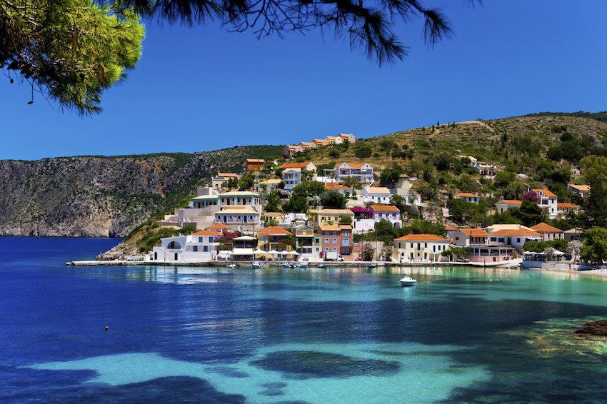Cefalonia vacanza sull'isola dalle mille spiagge