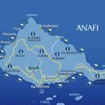 mappa anafi