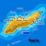 mappa ikaria