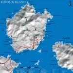 mappa kimolos