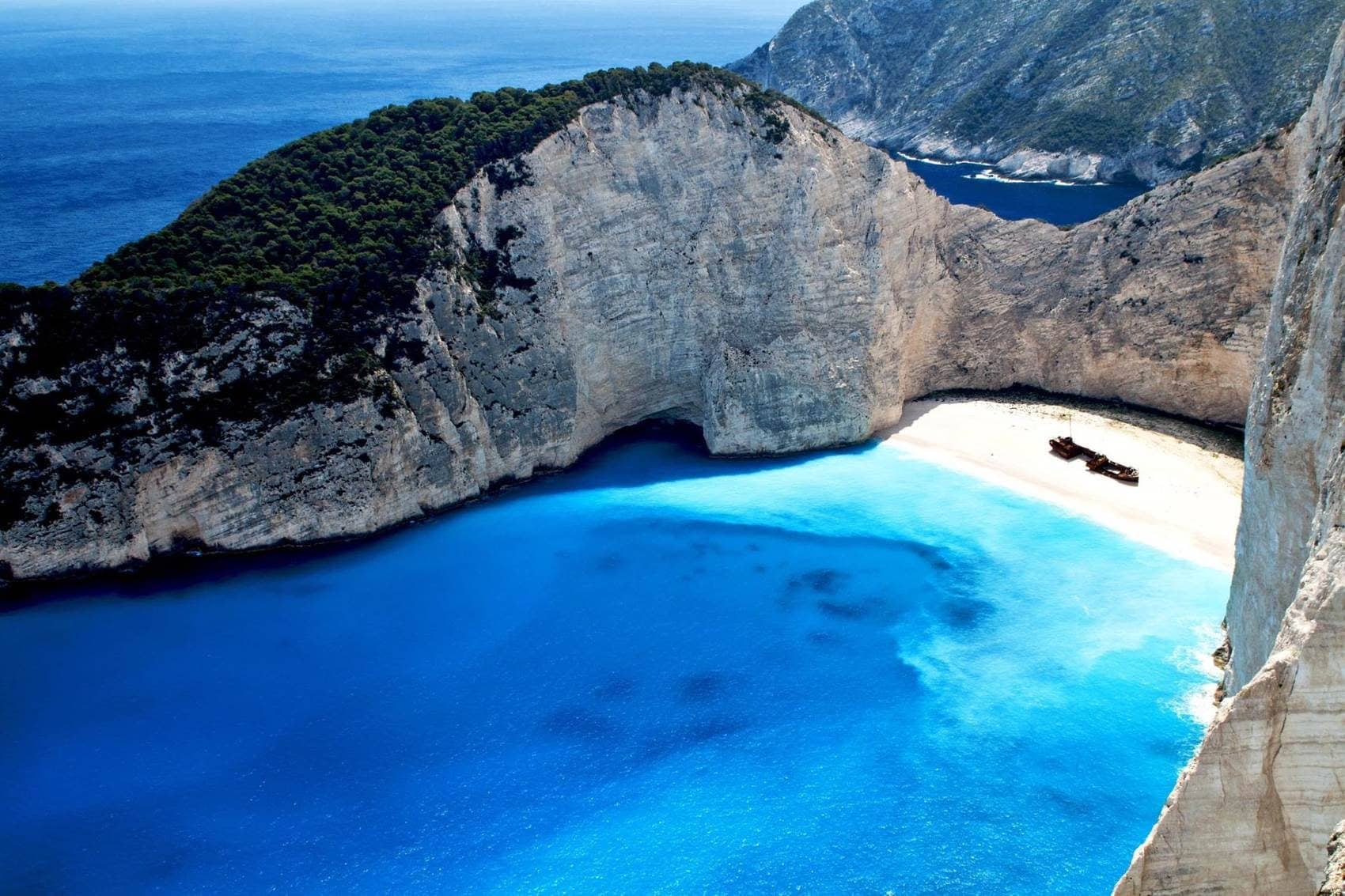 Zante vacanze sull'Isola del mito