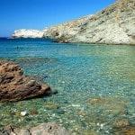 spiaggia di gio Georgios Folegrandos