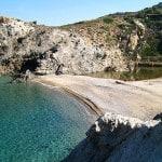 spiaggia di NasBeach Ikaria