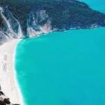 spiaggia di myrtos Cefalonia