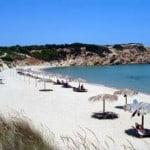 spiaggia di agiaeleni