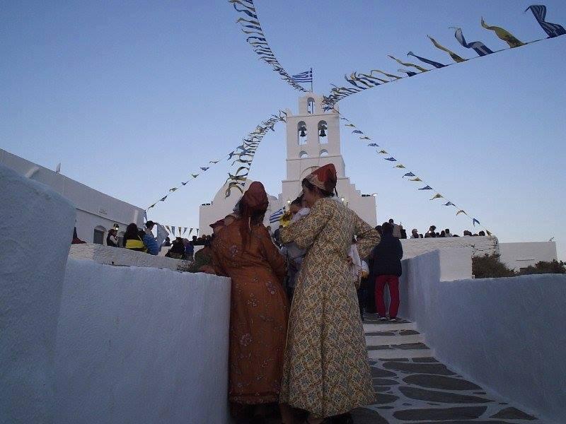 Sifnos Festa della Madonna di Chrissopigi 19 maggio 26 maggio