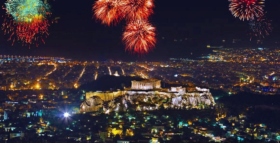 Capodanno ad Atene