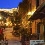 Athens, Greece, Plaka District