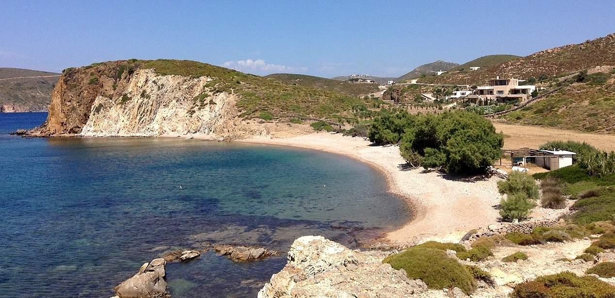 Patmos vacanza a contatto con la natura