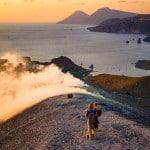 Spiaggia delle Fumarole di Vulcano Messina