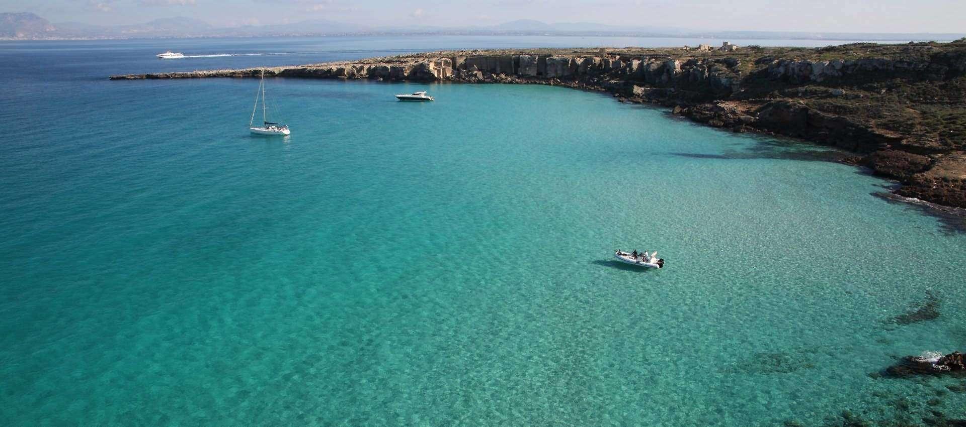 Isole Egadi vacanza tra sole mare e cultura