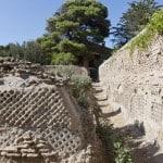 giannutri resti villa romana