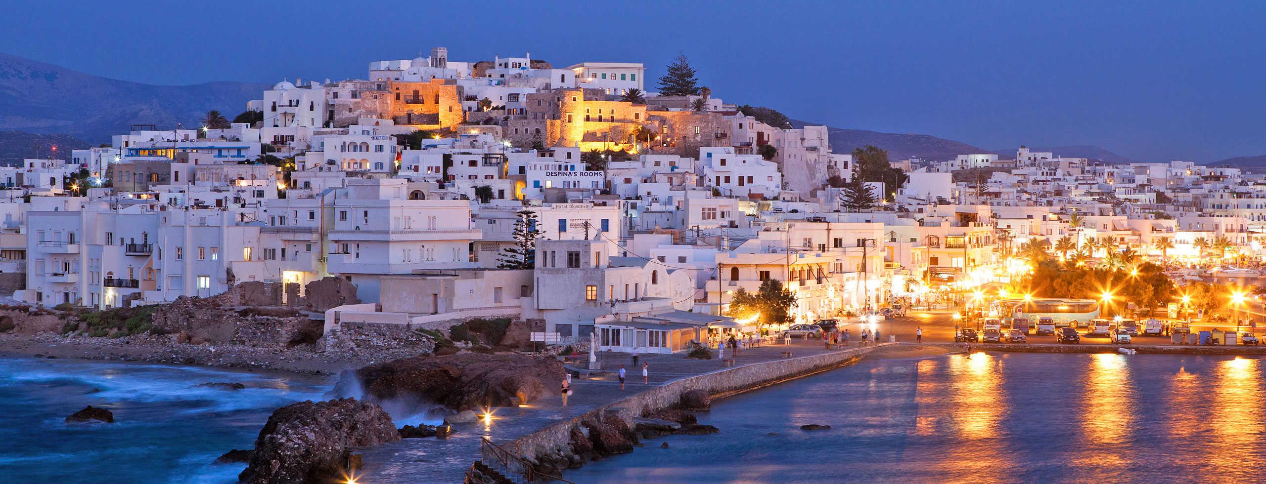Naxos Cibo e cultura