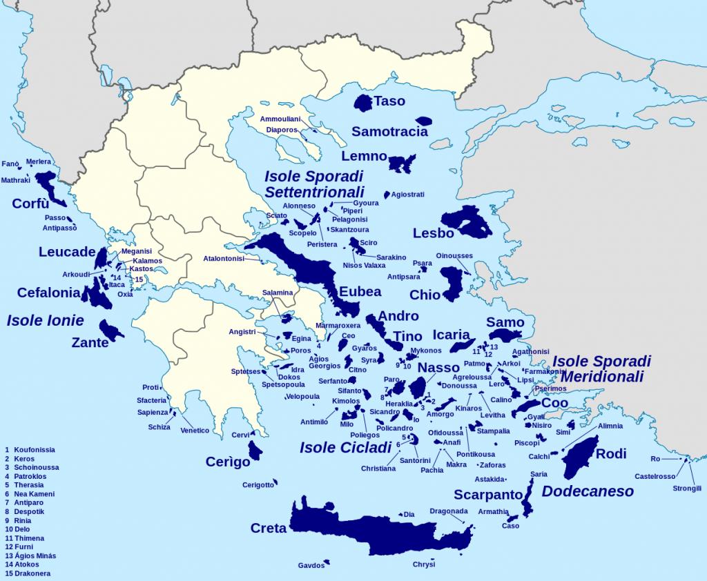 Isole_della_Grecia