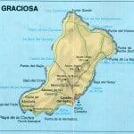 La Graciosa Map