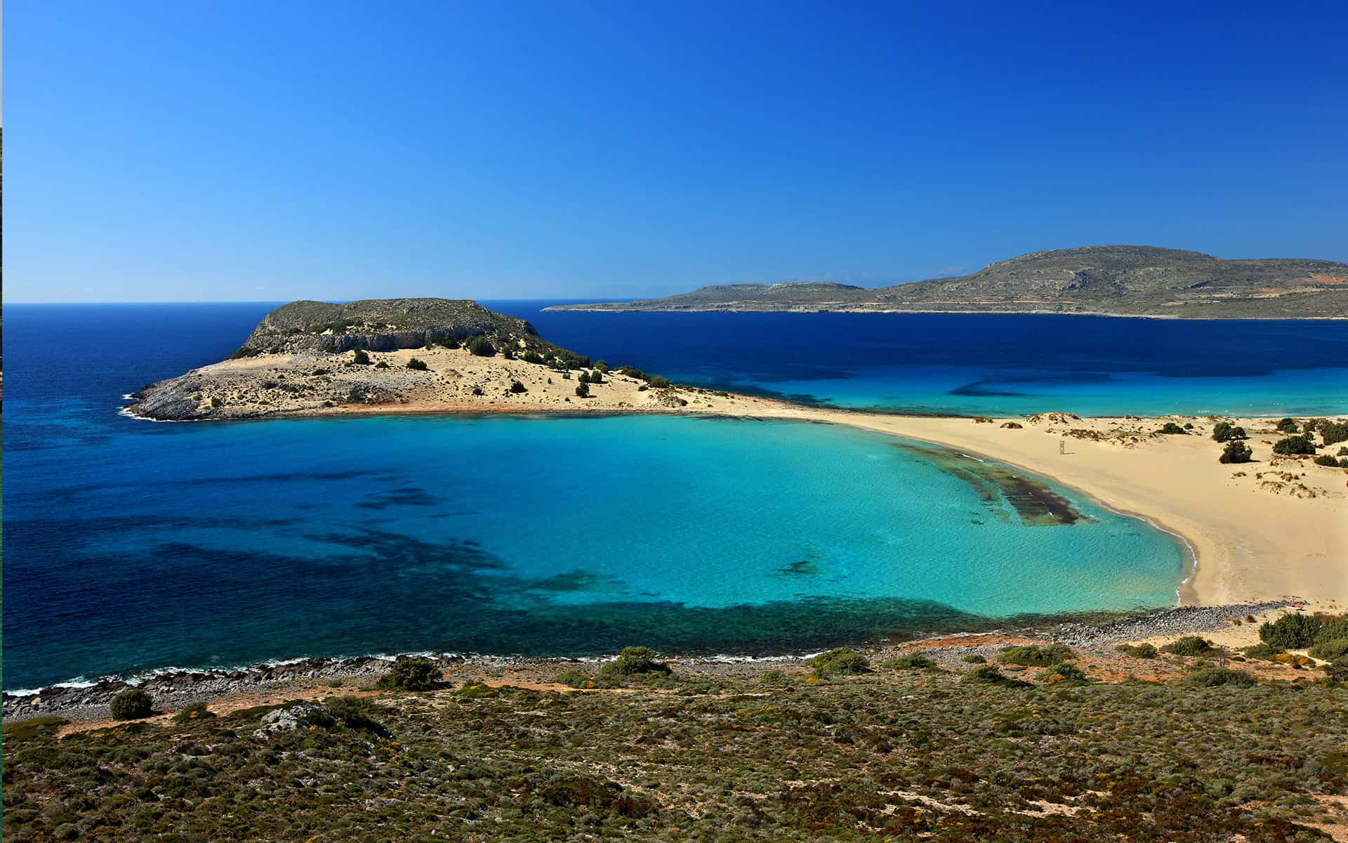 Elafonissos una perla al largo del Peloponneso
